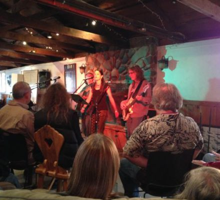 Our Coffeehouse Concert performances (with you in them!) are some of the best shows you'll see!